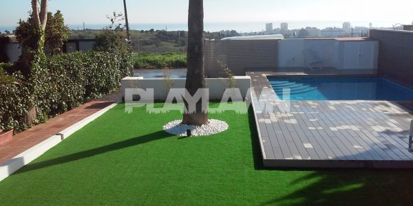 Césped Artificial Málaga | Piscina Málaga | Playlawn