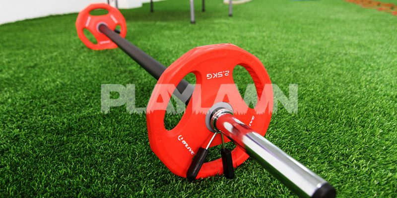 Césped artificial para crossfit