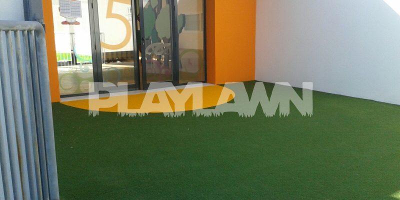 Césped artificial Málaga |Colegio infantil | Playlawn