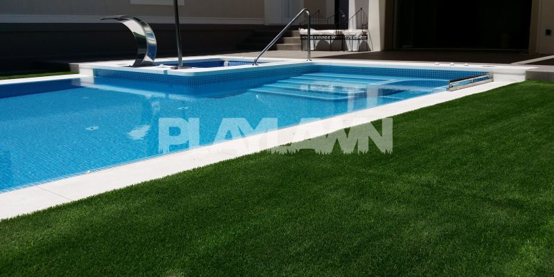 Césped Artificial Málaga | Piscina 2 | Playlawn