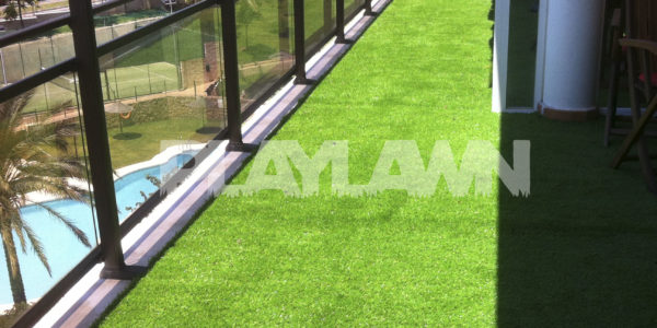 cesped artificial para terraza