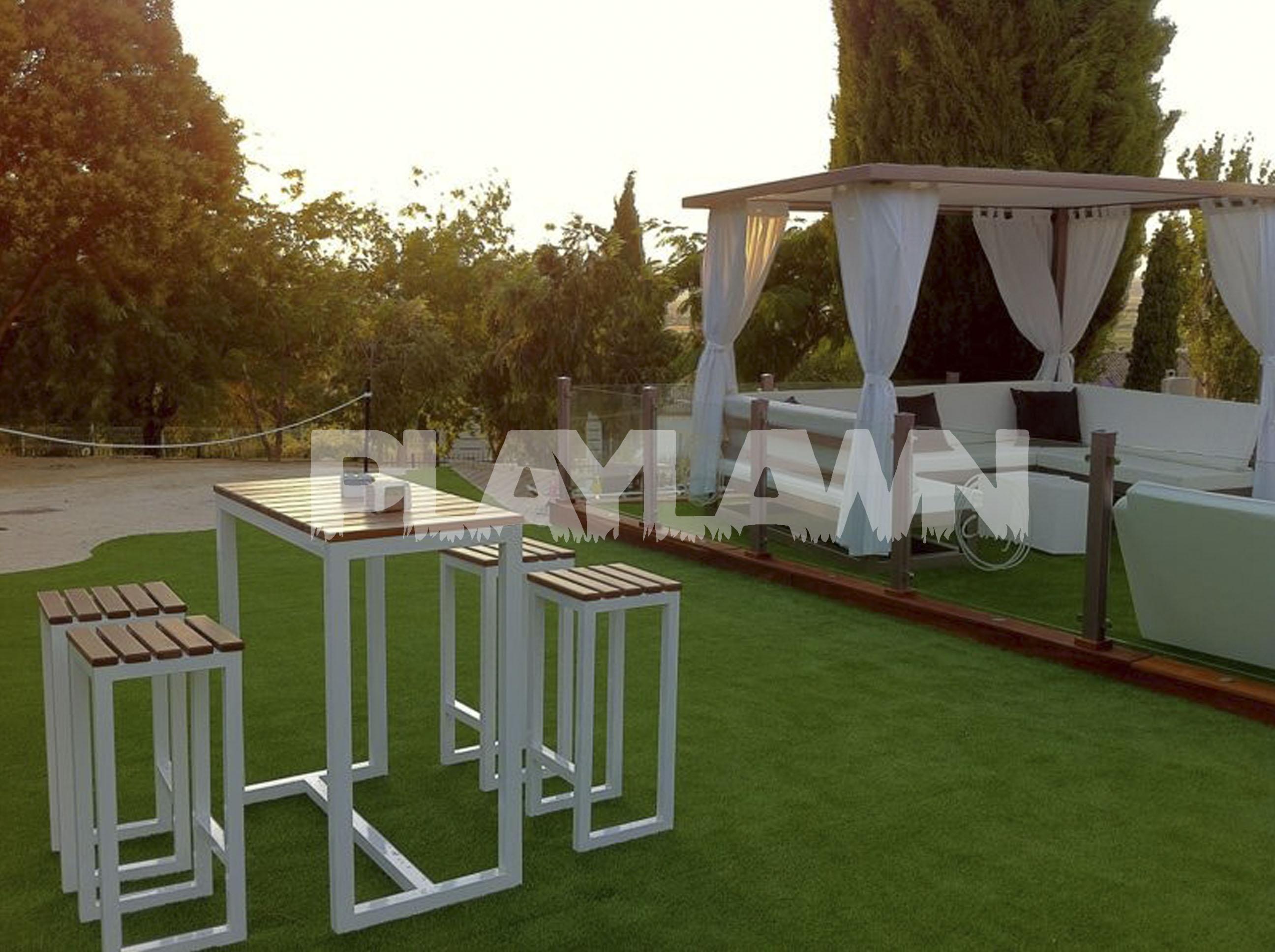 C sped artificial m laga terraza amueblada playlawn - Cesped artificial terrazas ...