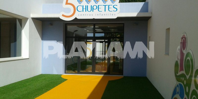 Césped artificial Málaga |Escuela infantil | Playlawn