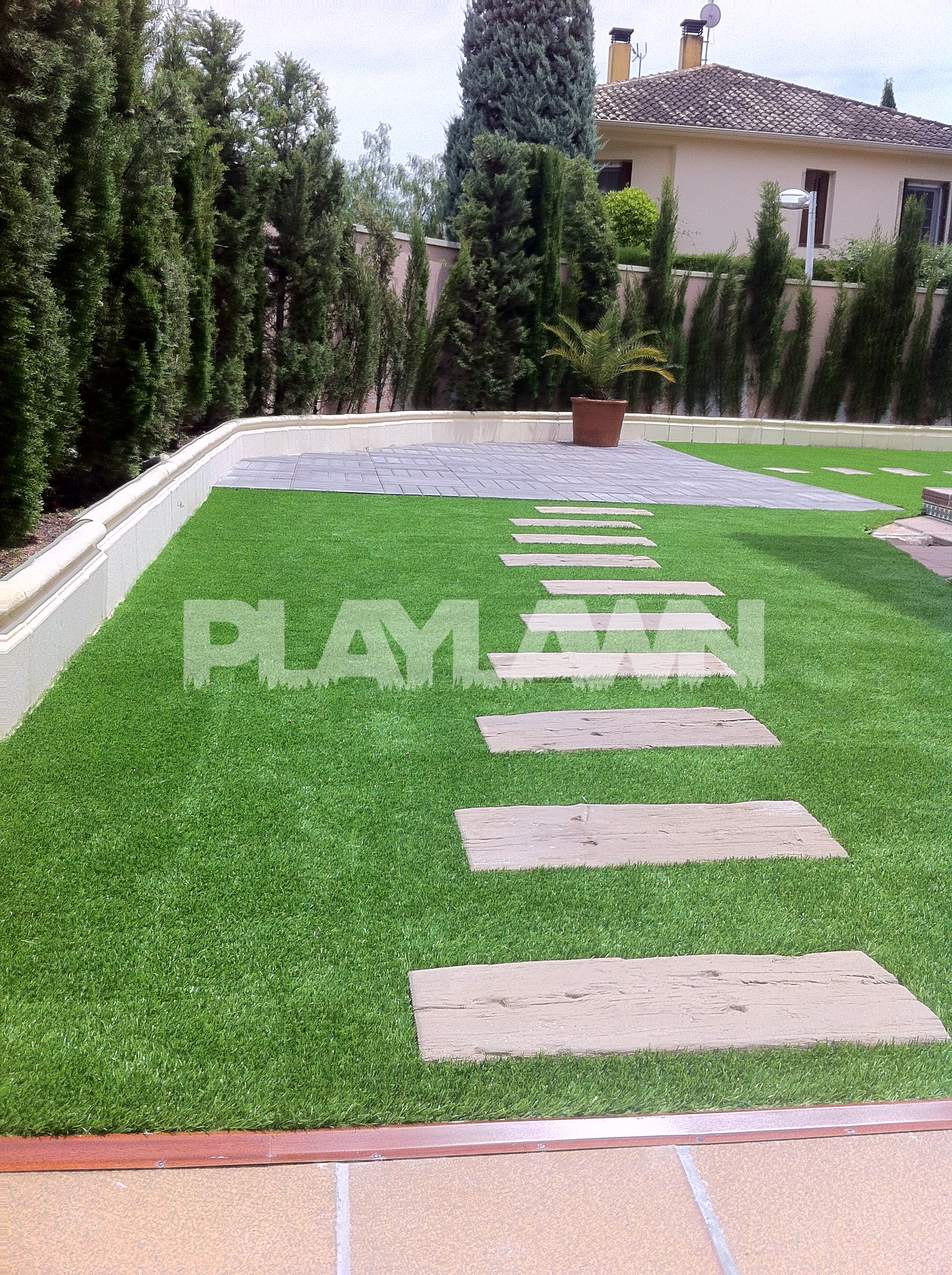 C sped artificial m laga c sped artificial en jard n - Cesped artificial jardin ...