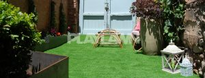 Césped Artificial Málaga | Jardín de Entrada | Playlawn