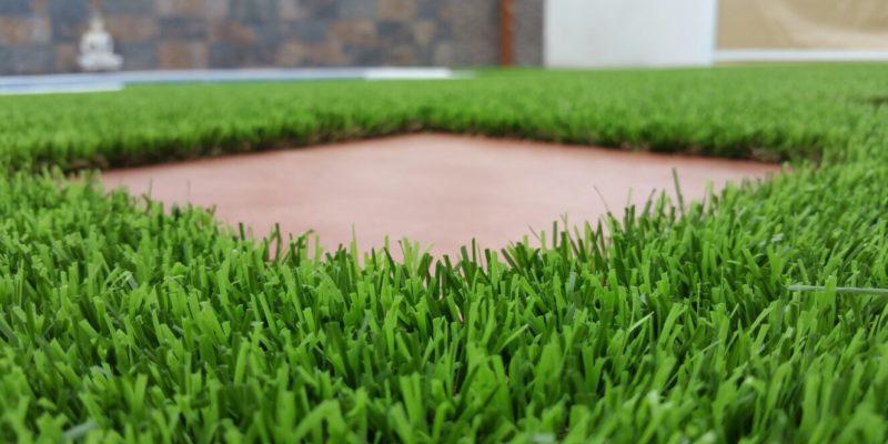Césped artificial para jardines